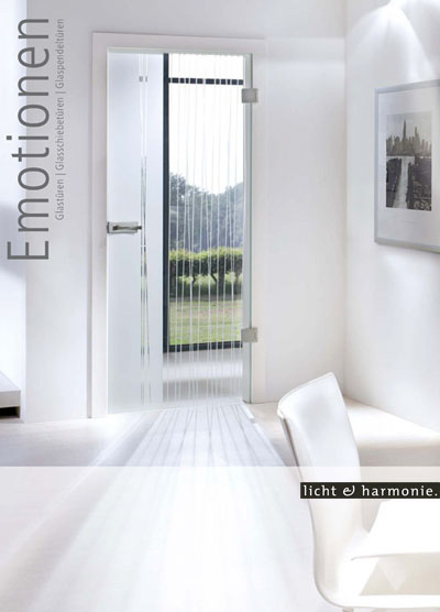 Emotionen glass door catalogue
