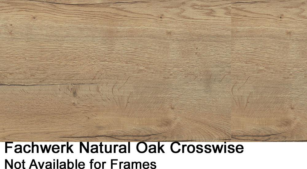 Facherk Natural Oak Crosswise laminate sample