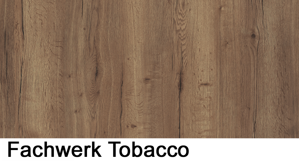 fachwerk tobacco laminate sample