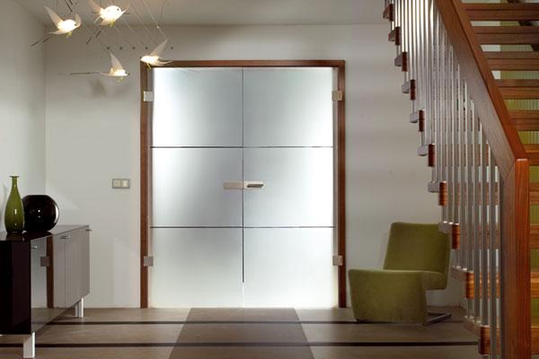Hinged Glass Door | Internal Glass Door | Doors4UK