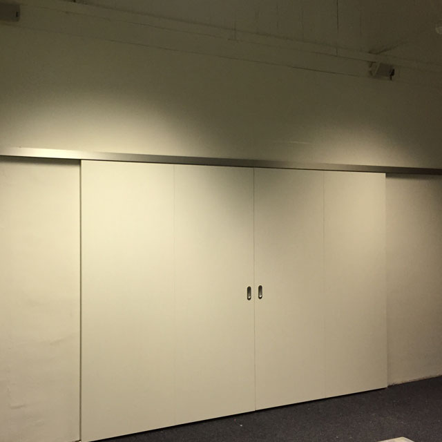 large internal sliding doors