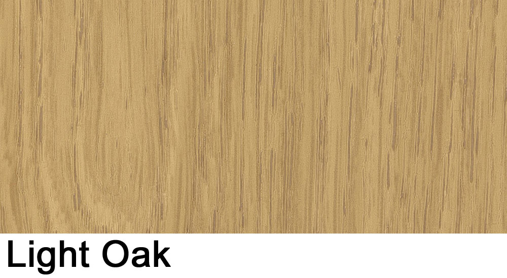 Light Oak laminate sample
