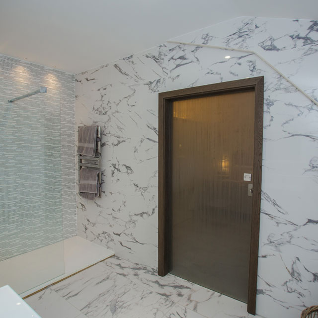 made to measure glass doors for bathrooms