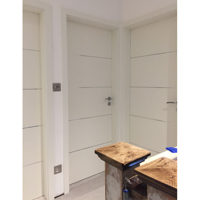 made to measure interior doors with designs