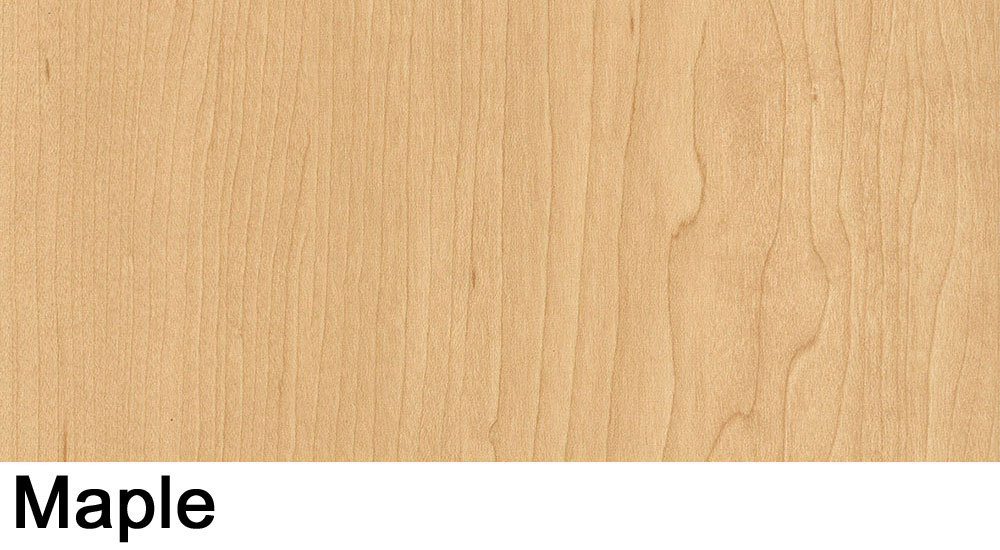 Maple laminate sample