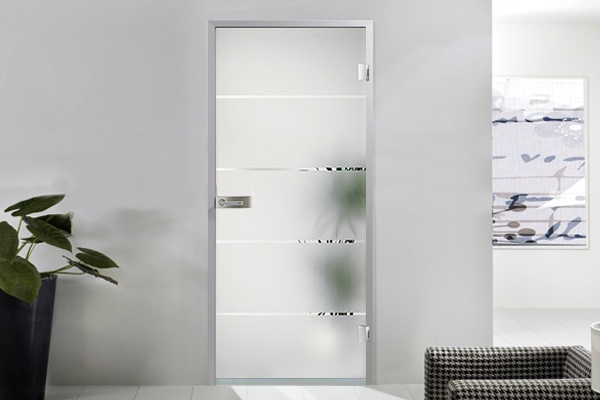 Atos glass waterproof doors