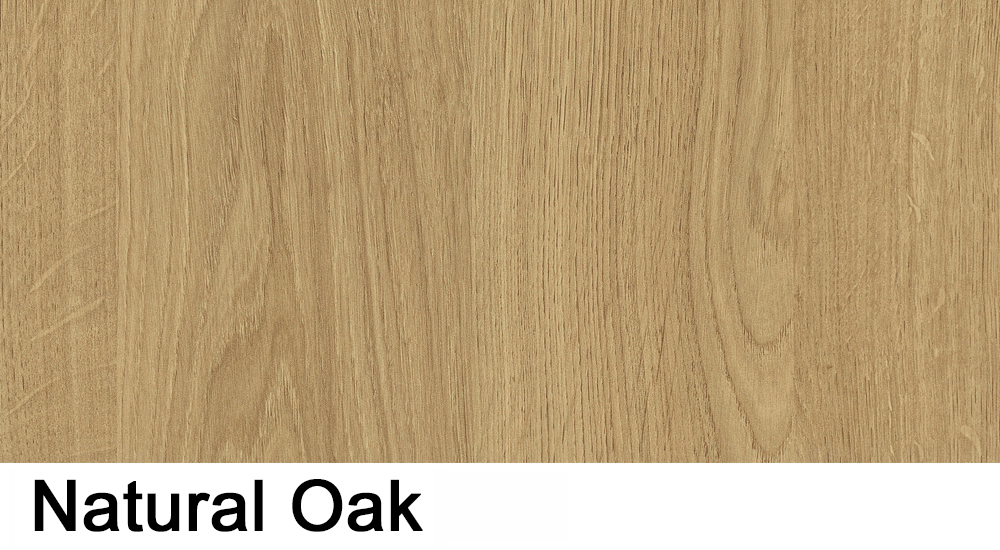 natural oak laminate sample