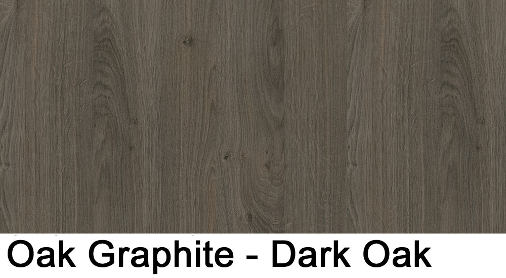 Oak Graphite laminate sample