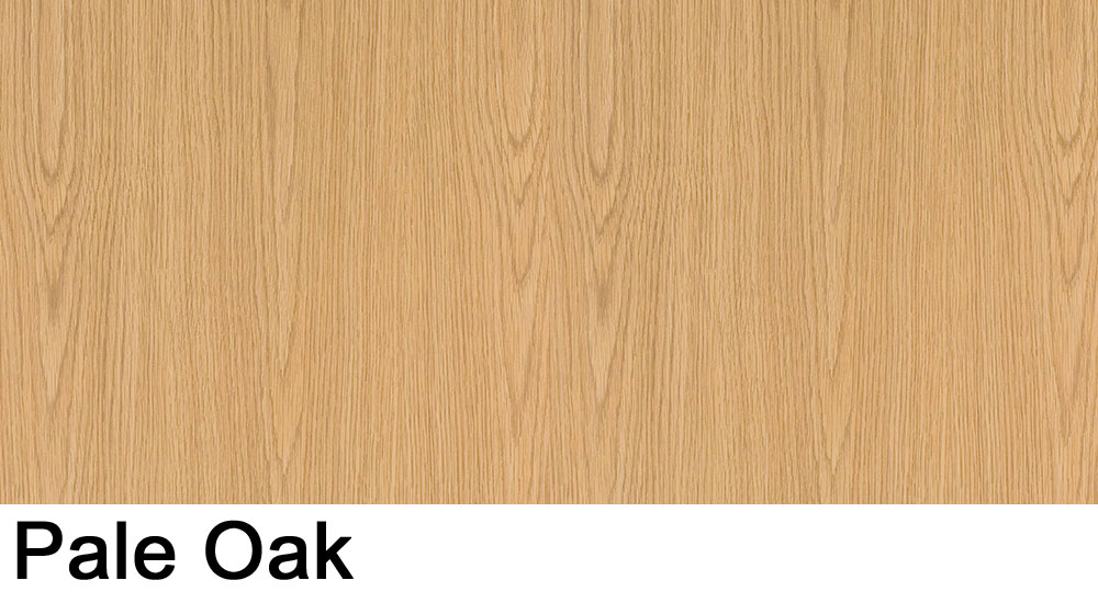 Pale Oak laminate sample