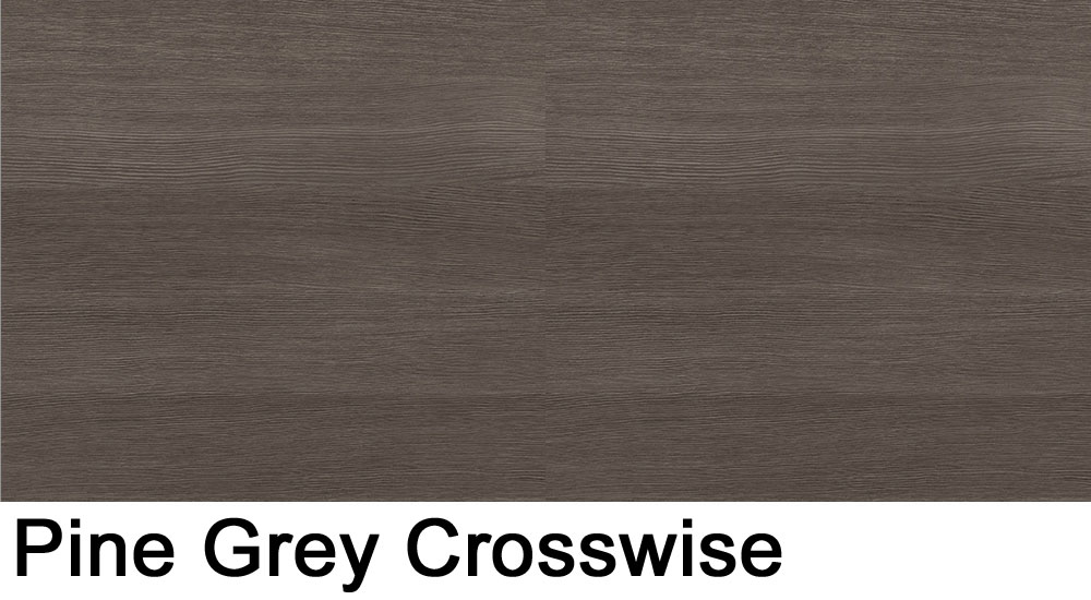 Pine Grey crosswise laminate sample