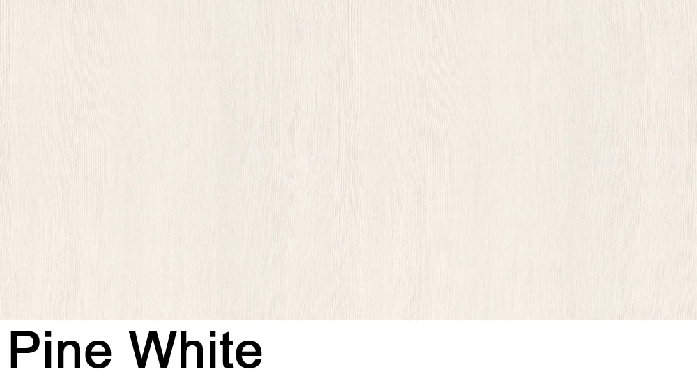 Pine White laminate sample