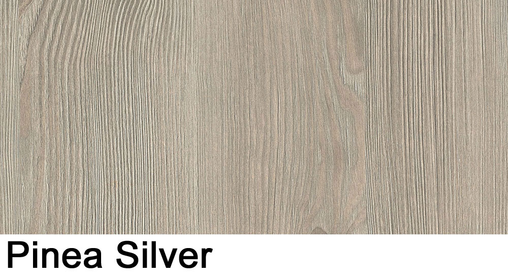 Pinea Silver laminate sample