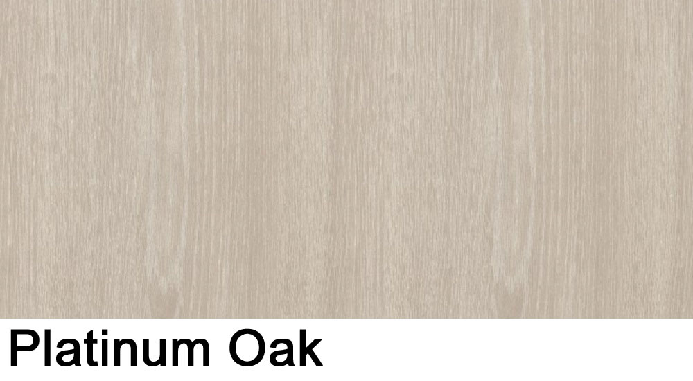 Platinum Oak laminate sample