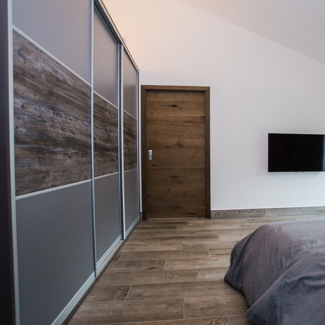 pocket sliding doors for bedroom