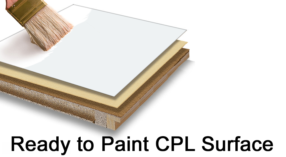 ready to paint cpl sample