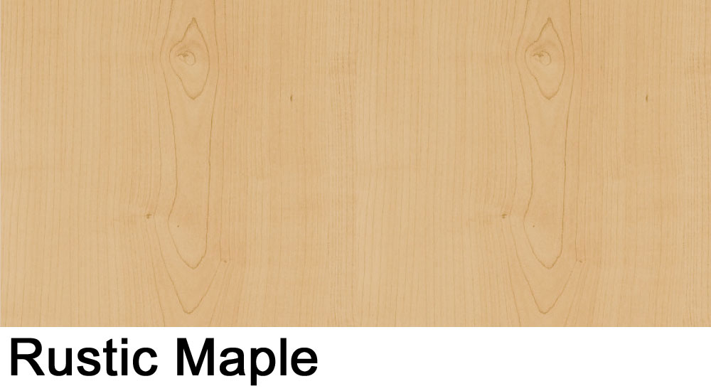 Rustic Maple laminate sample