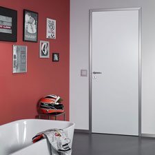waterproof door