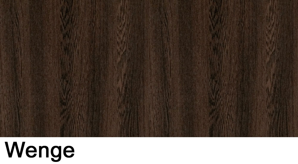 Wenge laminate sample