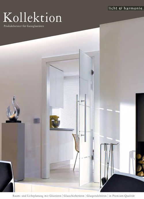 KOLLEKTION - laminate glass doors