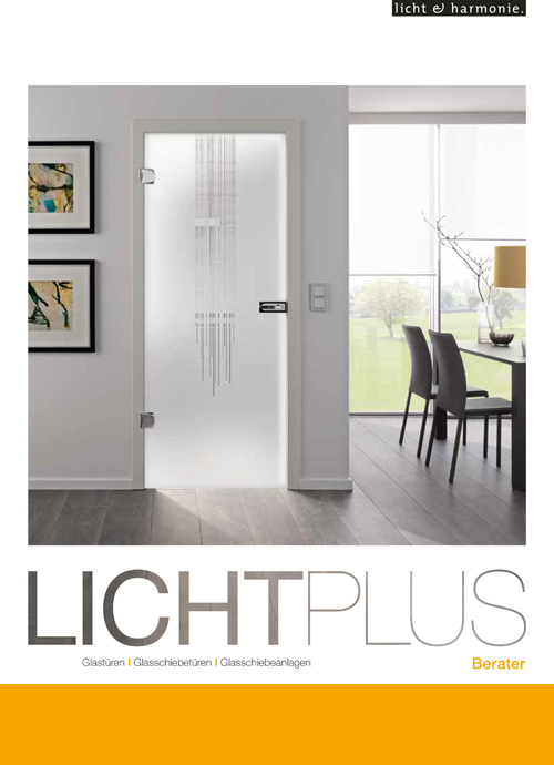 Licht Plus glass catalogue