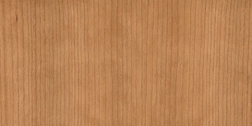 American Cherry real wood veneer sample