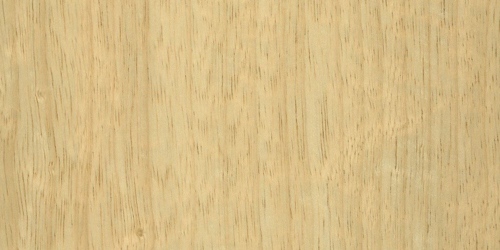 Limba real wood veneer sample
