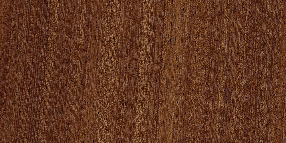 Mahagoni real wood veneer sample