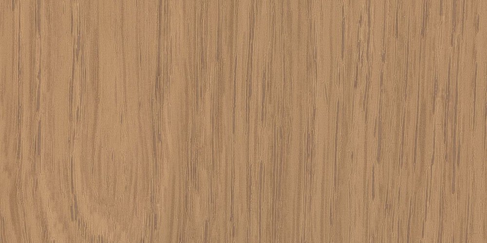 Oak natural matt real wood veneer sample