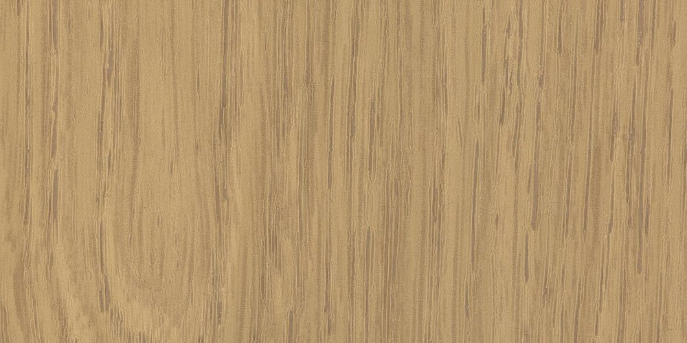 Oak real wood veneer sample