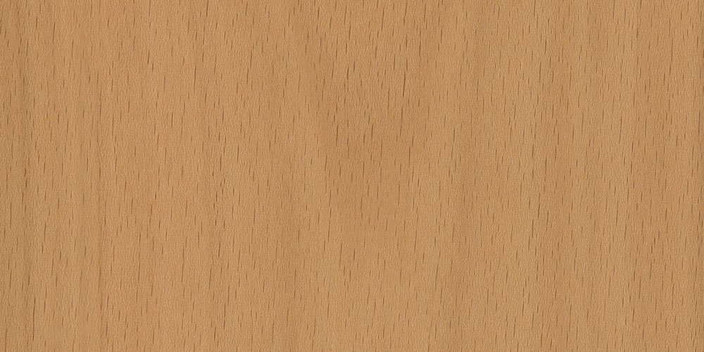 Steamed Beech real wood veneer sample