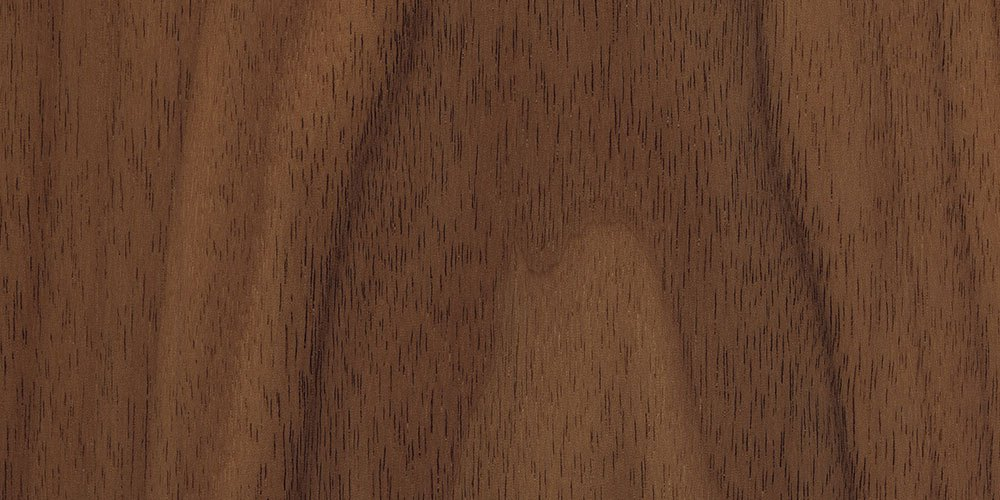 Walnut real wood veneer sample