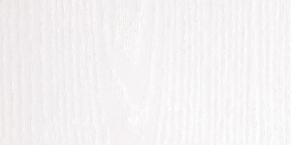 Ash White real wood veneer sample
