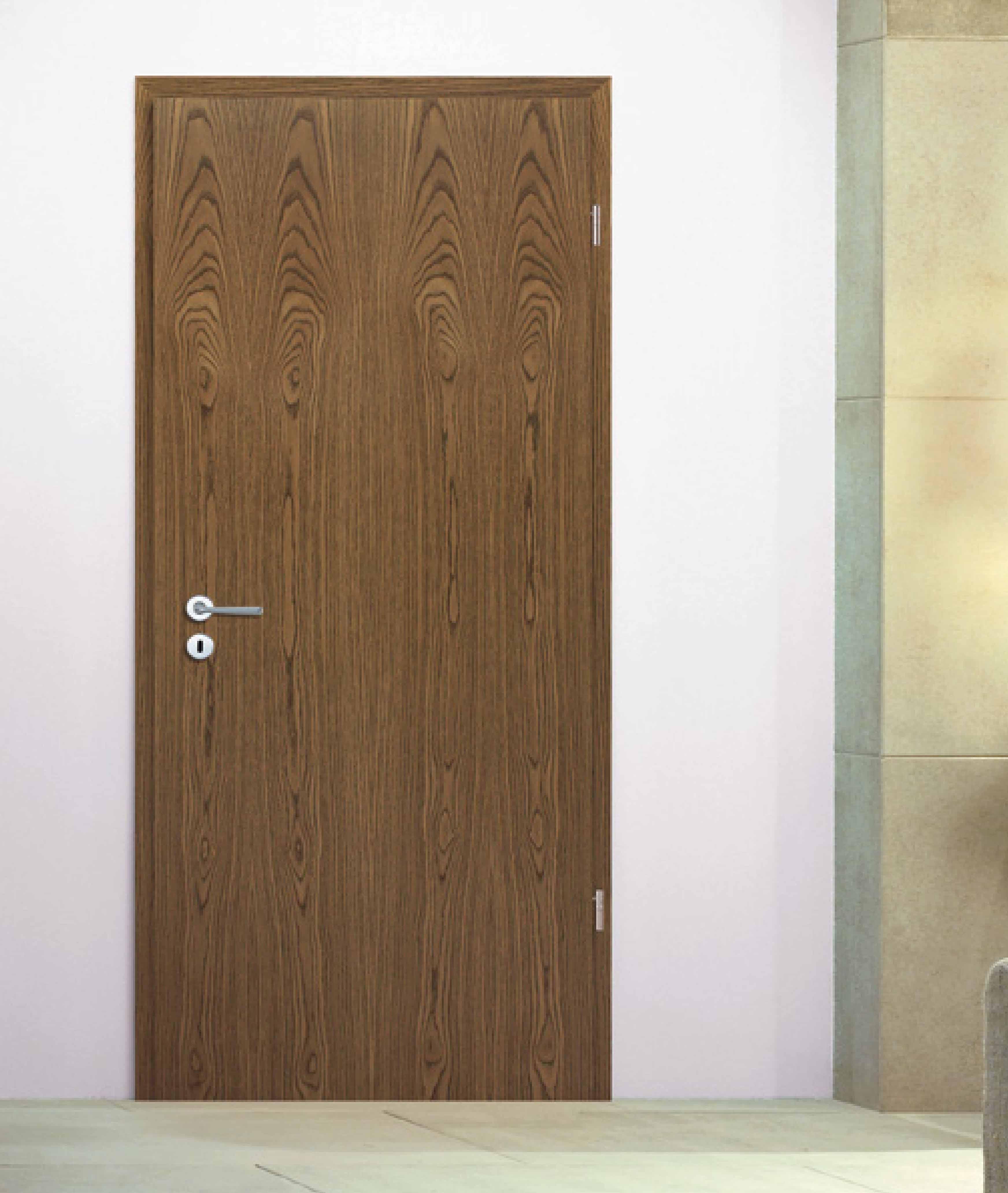 wood veneer interior doors