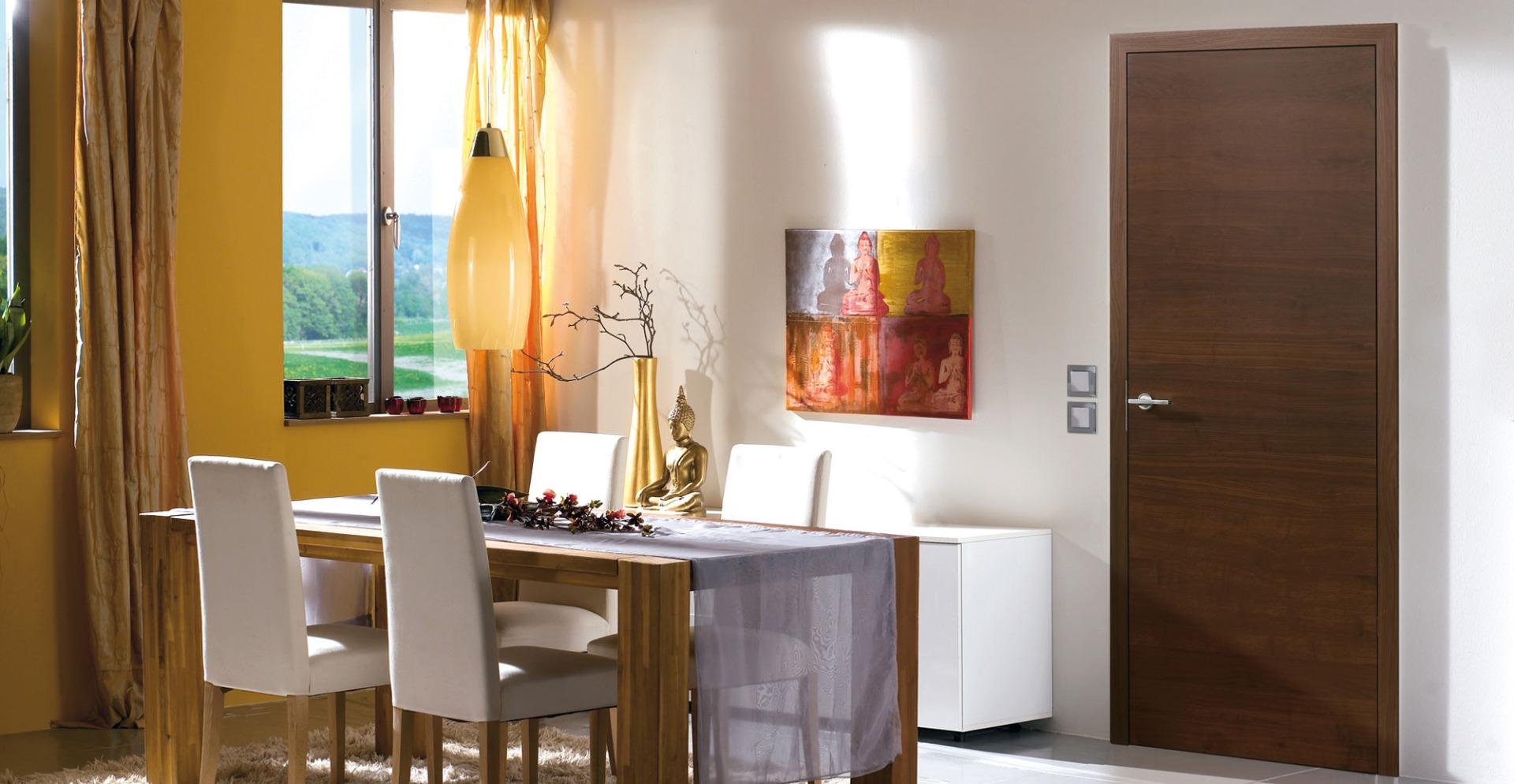 Walnut Doors Bespoke Black Doors Walnut Internal Doors
