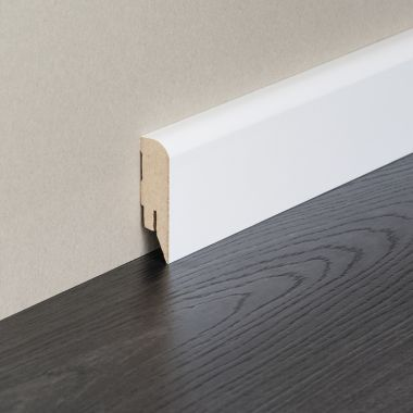 Modern MDF Primed Foil Skirting