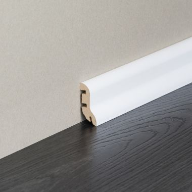 FBL 44 MDF Primed Foil Skirting