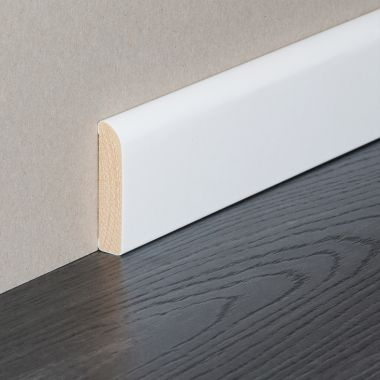 Skirting Board Solid Timber Wrapped Skirting