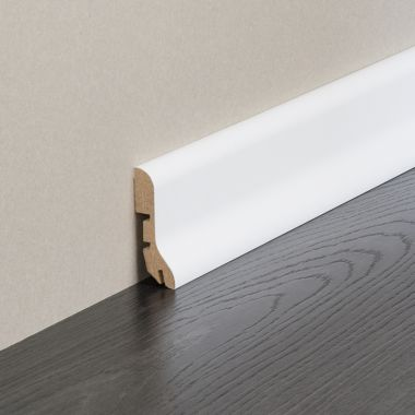 FBL 65 MDF Primed Foil Skirting