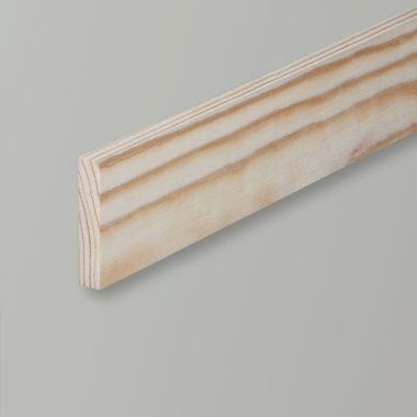 Square Edge Softwood Pine Moulding