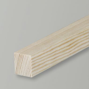 Square Softwood Pine Short