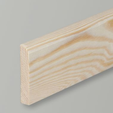 Skirting Board Softwood Pine Short