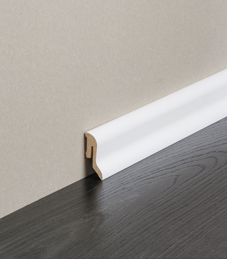 FBL 44E MDF Primed Foil Skirting