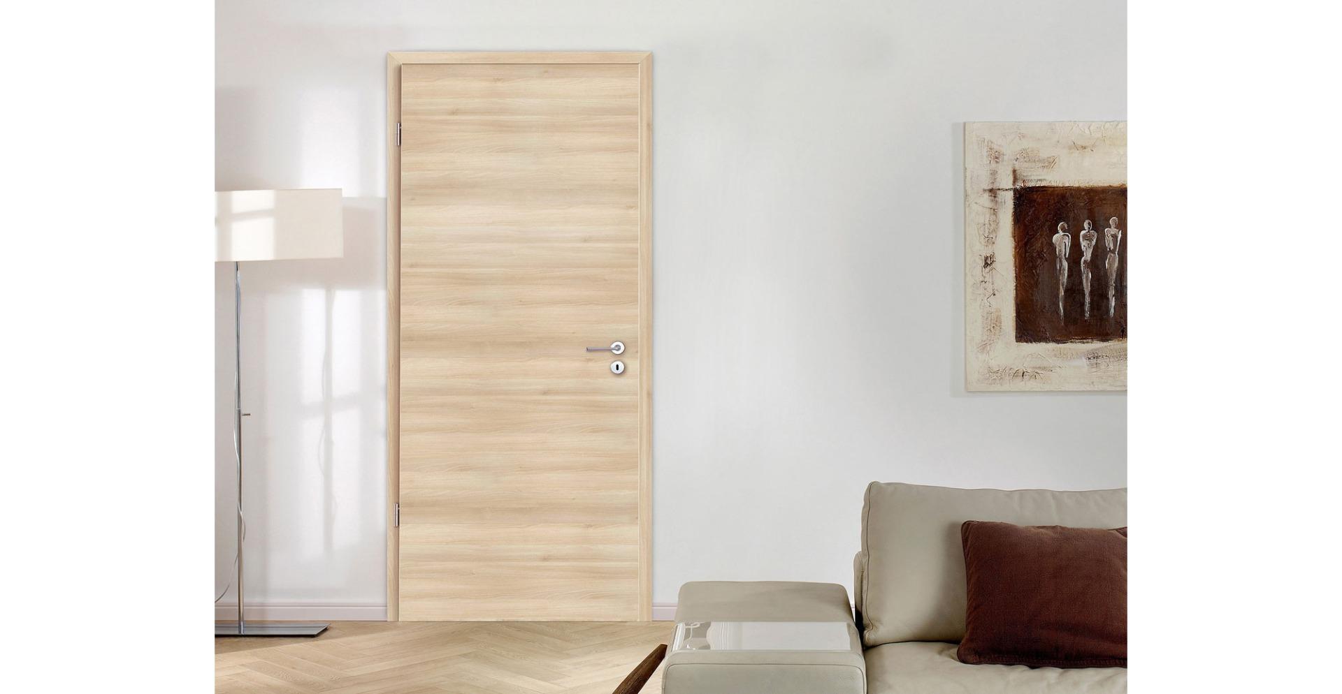 Pre-hung Doors  sc 1 st  Doors4UK & Acacia Laminate Doors   Pre-hung Doors   Easy Fit Doors