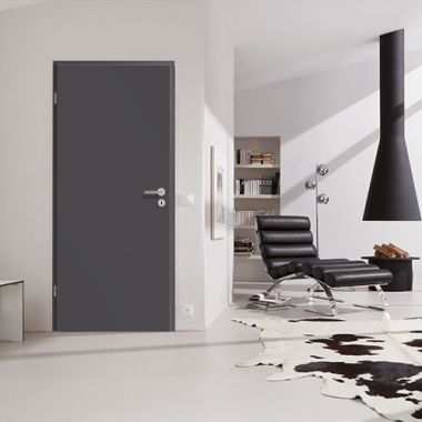 Grey Doors - Amazing range of laminate light and dark grey.