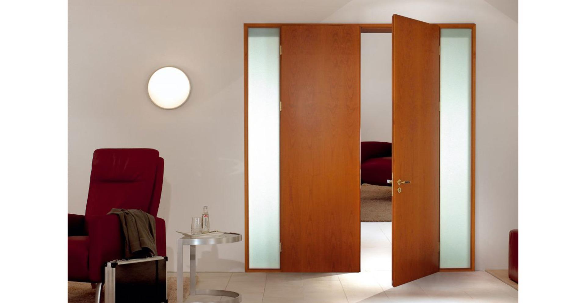 Cherry Doors - Modern Interior Bespoke Doors  sc 1 st  Doors4UK & Cherry Doors | Modern Interior Wooden Doors Fire | Bespoke Doors