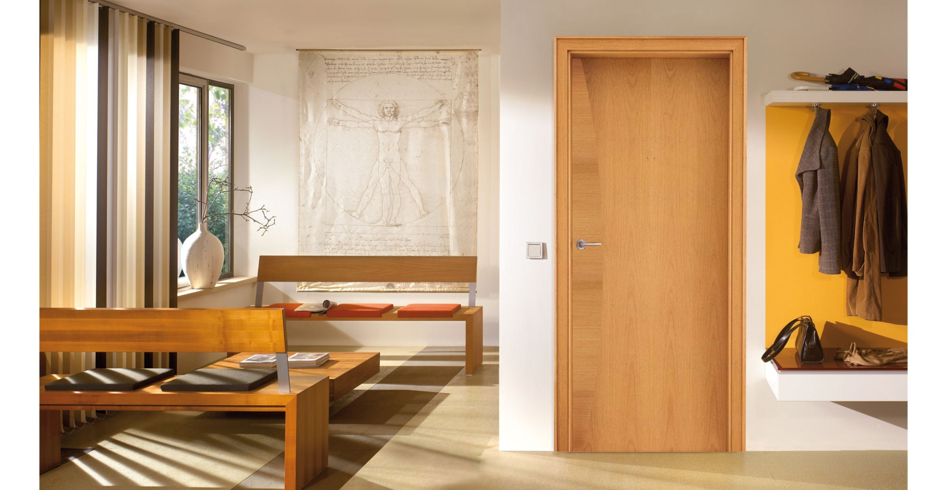 half glazed internal doors