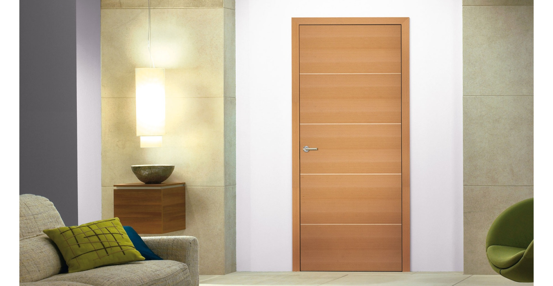 Beech Veneer Doors - Beech Internal Doors