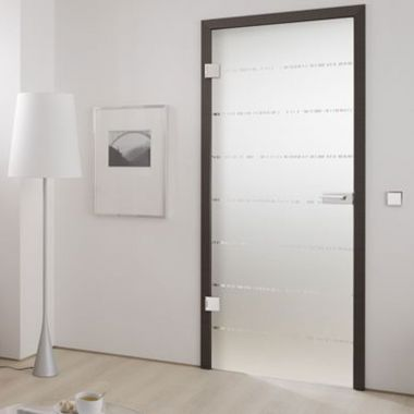 Octavia Glass Door Design - Opaque Glass Doors