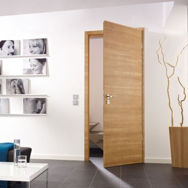 Cherry Laminate Doors - Custom Size Interior Doors