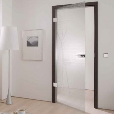Corteo Glass Door Design - Glass Internal Door